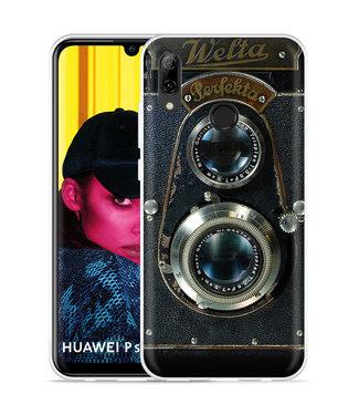 Just in Case Huawei P Smart 2019 Hoesje Welta Perfekta