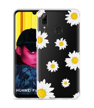 Just in Case Huawei P Smart 2019 Hoesje Madeliefjes