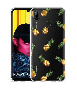Just in Case Huawei P Smart 2019 Hoesje Ananas