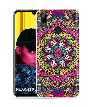Just in Case Huawei P Smart 2019 Hoesje Mandala Hippie