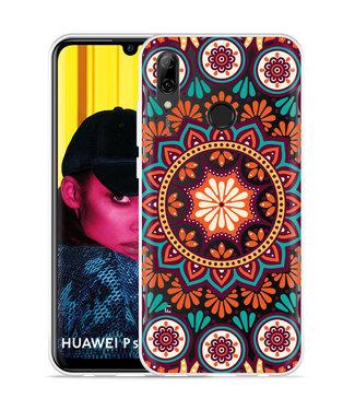 Just in Case Huawei P Smart 2019 Hoesje Retro Mandala