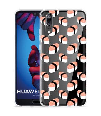 Just in Case Huawei P20 Hoesje Sushi