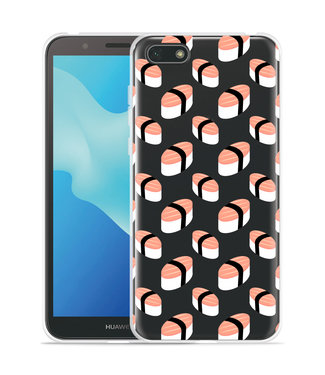 Just in Case Huawei Y5 2018 Hoesje Sushi