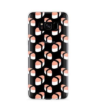 Just in Case Galaxy S8 plus Hoesje Sushi