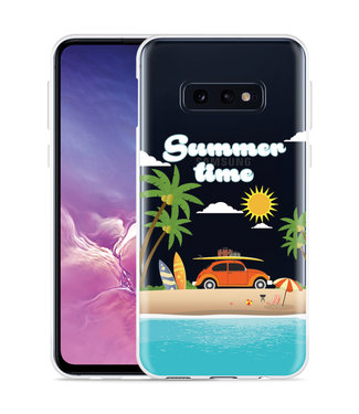 Just in Case Galaxy S10 Lite Hoesje Summer Time