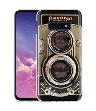 Just in Case Galaxy S10 Lite Hoesje Flexaret Automat