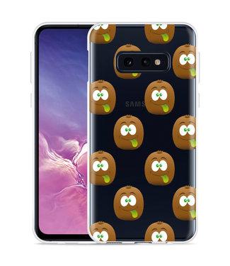Just in Case Galaxy S10 Lite Hoesje Crazy Kiwi