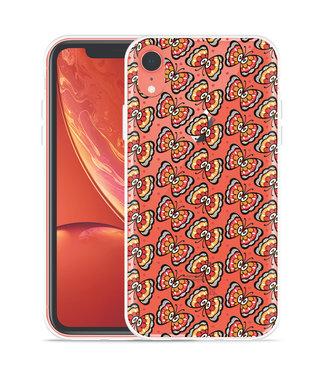 Just in Case Apple iPhone Xr Hoesje Butterflies