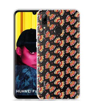 Just in Case Huawei P Smart 2019 Hoesje Butterflies