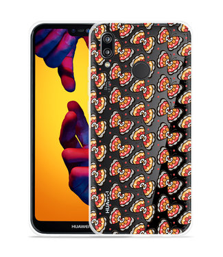 Just in Case Huawei P20 Lite Hoesje Butterflies