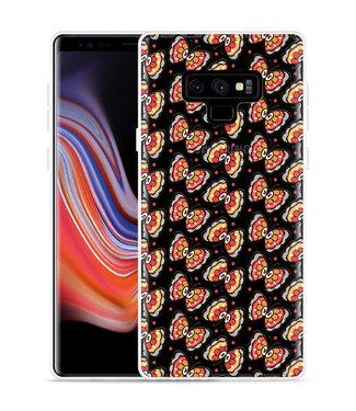 Just in Case Galaxy Note 9 Hoesje Butterflies