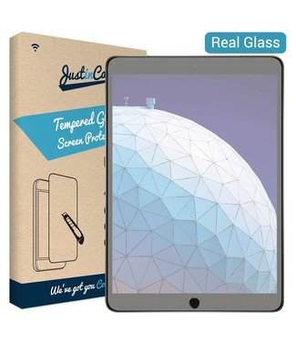 Just in Case Just in Case Tempered Glass Apple iPad Air 2019