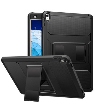 Just in Case Just in Case Heavy Duty Case Apple iPad Air 10.5 (Black)