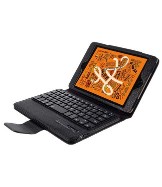 Just in Case Just in Case Apple iPad Mini 2019 Bluetooth Keyboard Case (Black)