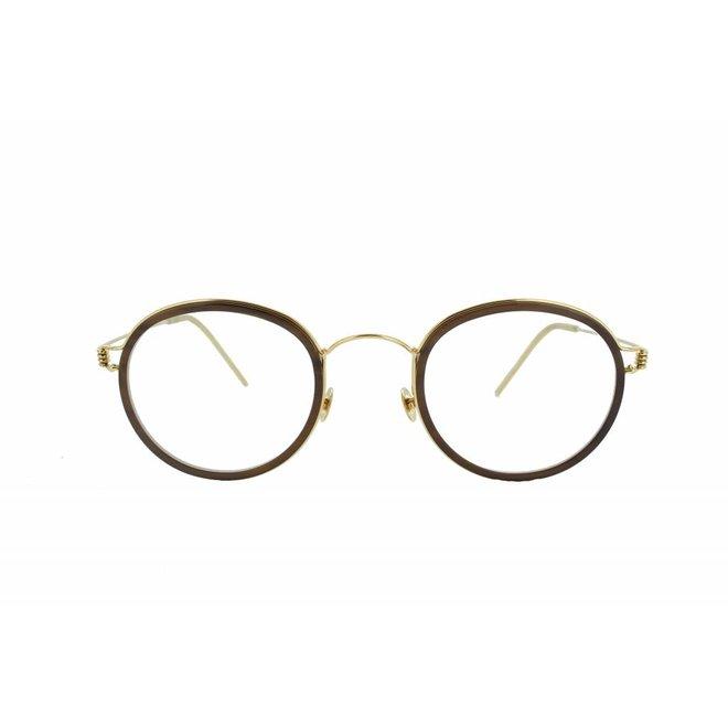 Lindberg Precious Rim Lex - Yellow Gold - 47-25