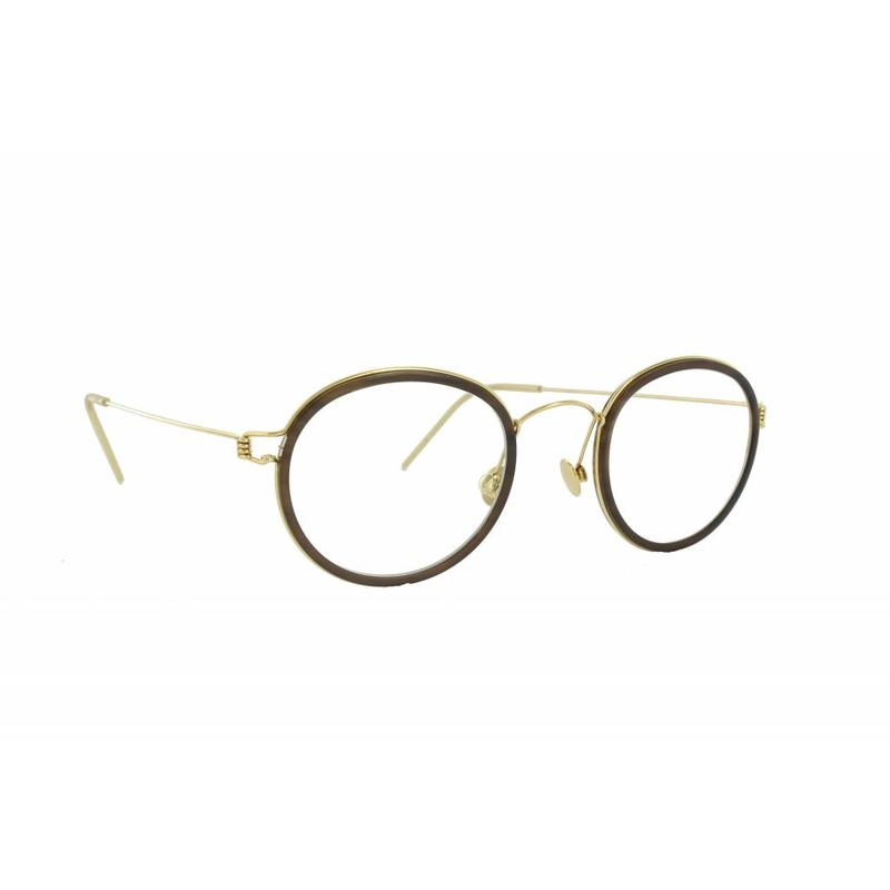 > Lindberg Lindberg Precious Rim Lex - Yellow Gold - 47-25