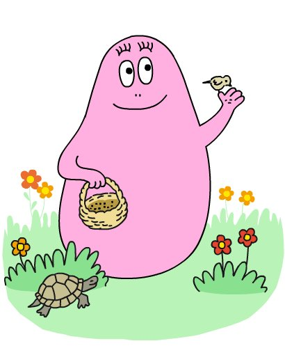 KIDS Barbapapa