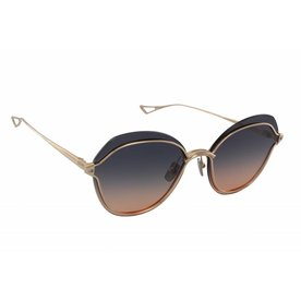 > Dita Sunglasses Dita Nightbird Two - DT5519 58 02 - Rose Gold - 58-17