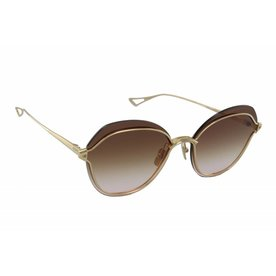 > Dita Sunglasses Dita Nightbird Two - DT5519 58 01 - Gold - 58-17