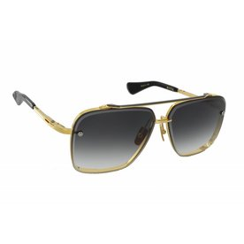 > Dita Sunglasses Dita Mach Six - Black Gold - 62-12