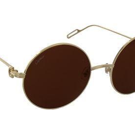 > Cartier Sunglasses Cartier CT0156S - 002 - 56-21