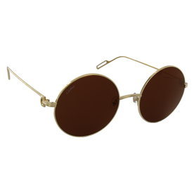 > Cartier Sunglasses Cartier CT0156S - 002 - 56-21