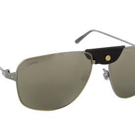 > Cartier Sunglasses Cartier CT0037S - 003 - 56-16