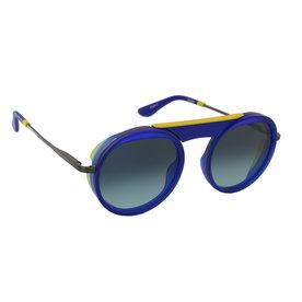 > Etnia Barcelona Sunglasses Etnia Barcelona Kobe - BLYW - 52-20