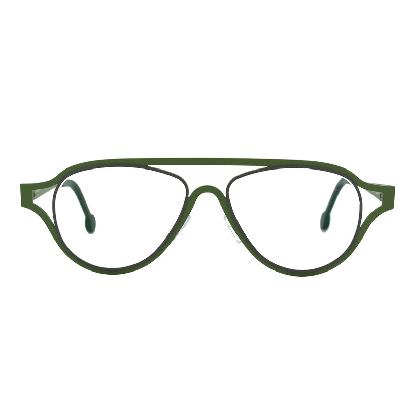 > Theo Eyewear Theo Coconut Cream - 434