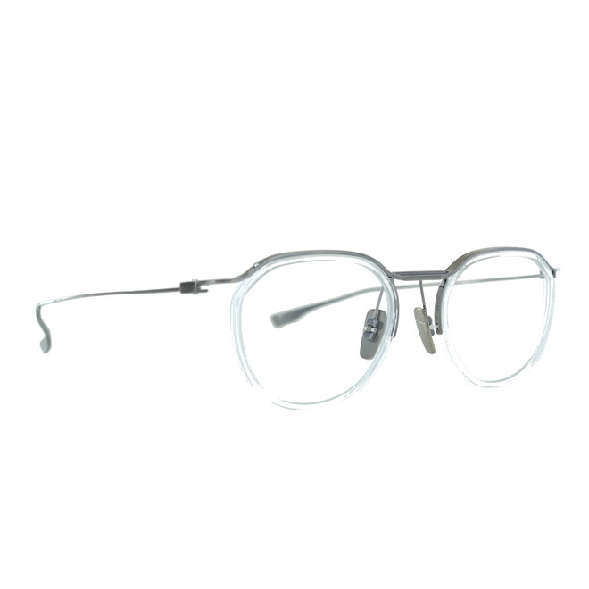 Dita Schema Two - DTX131 - Antique silver-Cristal Clear - 49-20