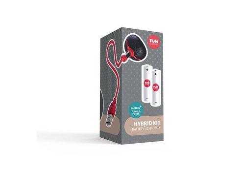 Fun Factory Kit hybride - Batterie +
