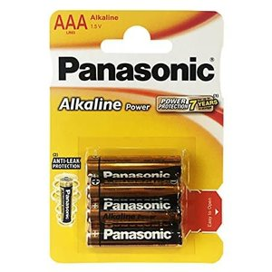 AAA batteries 4 pieces
