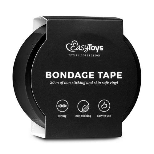 EasyToys Bondage Tape 20m in multiple colors