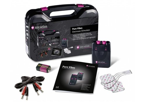 Mystim Mystim Pure Taking E-stim kit