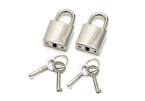 Rimba Padlocks with keys (per pair)