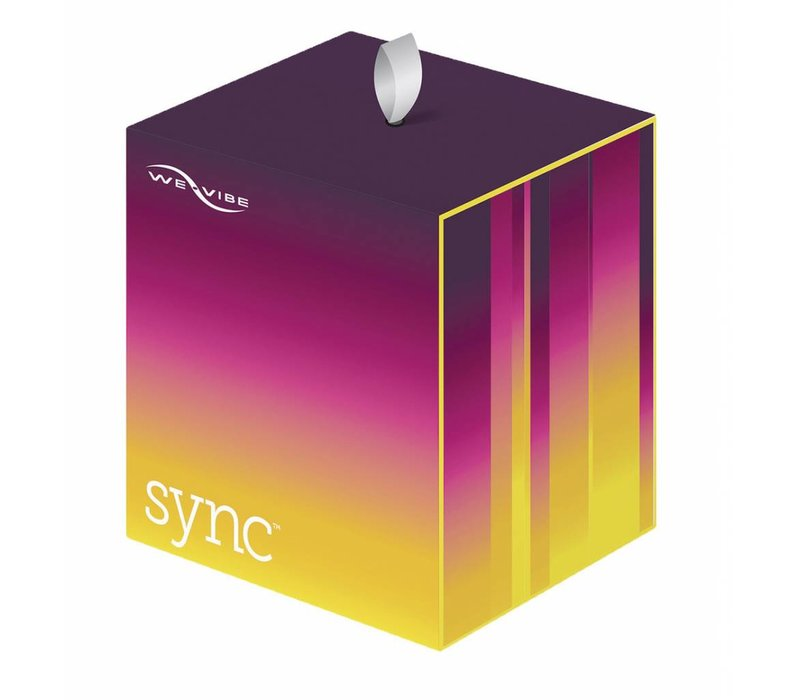 We-Vibe Sync - Nr. 1 couple vibrator