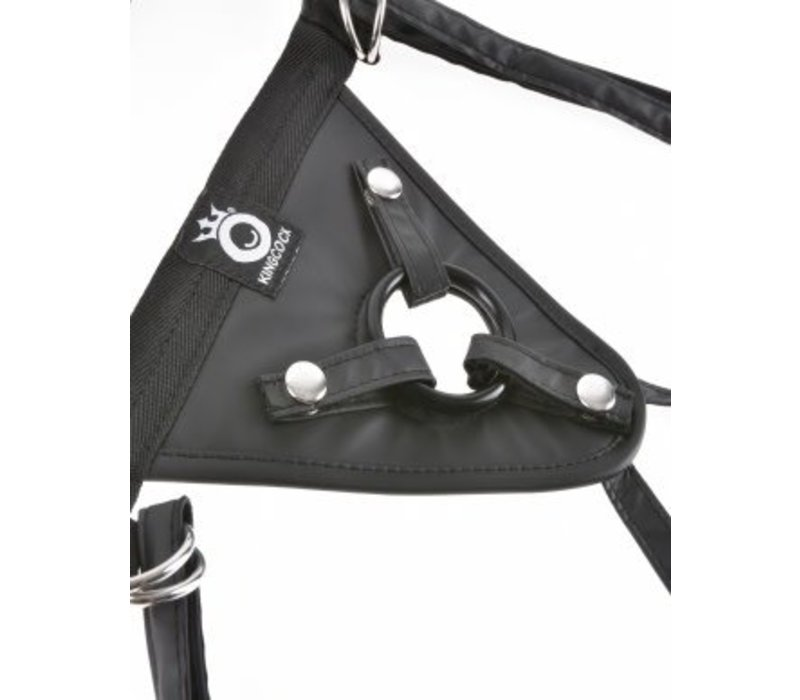 King Cock Fit Rite - Universal strap harness