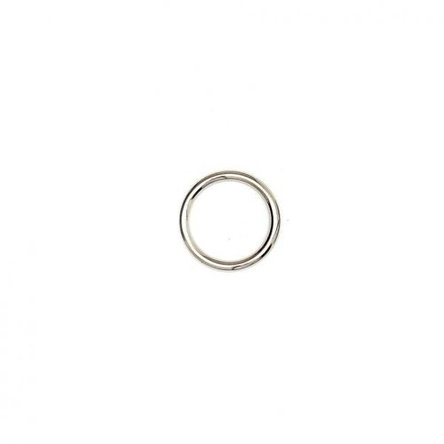 Rimba Metalen cockring - 8 mm dik