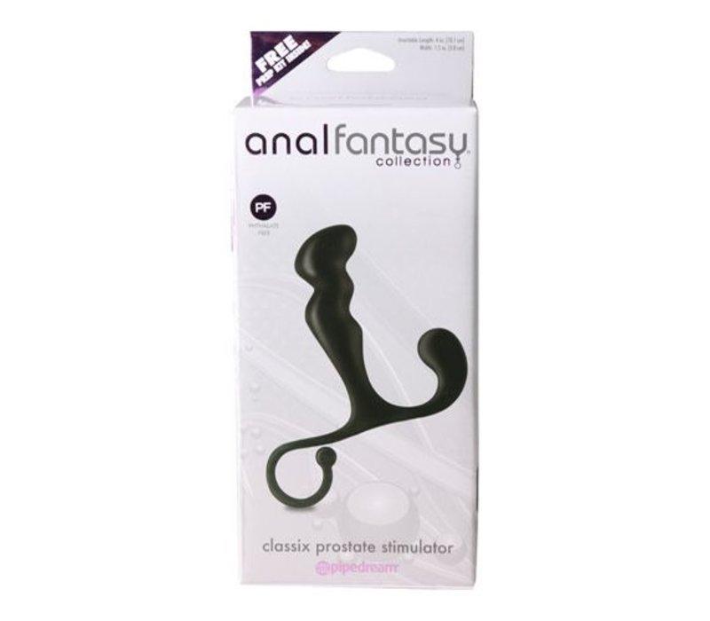 Anal Fantaisie Classix Stimulateur prostate avec un design unique