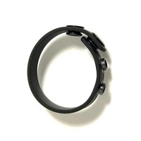 Silicone Cock Strap - adjustable cock ring