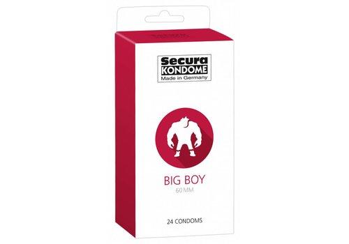 Secura Kondome Secura Kondome - Big Boy 60mm