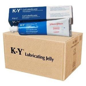 K-Y K-Y Jelly - lubrifiant stérile