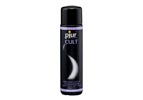 Pjur Pjur Cult aide d'habillage latex - 100 ml