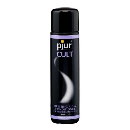 Pjur Pjur Cult aide d'habillage latex - 100 ml