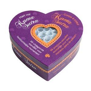 Tease & Please Heart full of KamaSutra (NL/FR)
