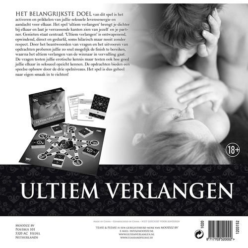 Tease & Please Ultiem Verlangen - Erotisch spel