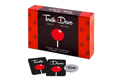 Tease & Please Truth or Dare - Erotic Party Édition