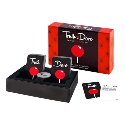 Tease & Please Truth or Dare - Erotic Party Edition (NL)