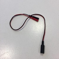 Electrosex adapter - 2.5mm female to 2 x 2mm