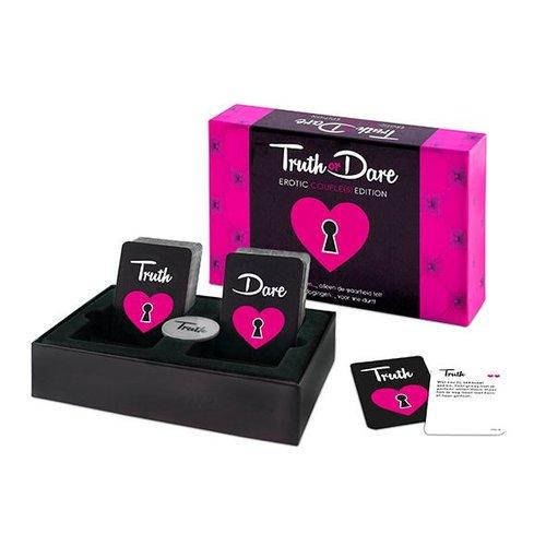 Tease & Please Truth or Dare - Couple (s) Edition (NL)